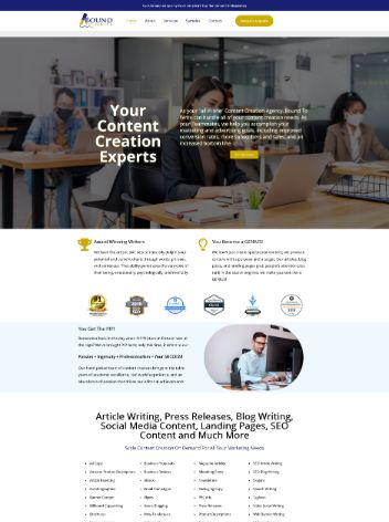 Content & Article Agency