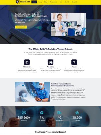 Healthcare AdSense or Affiliate