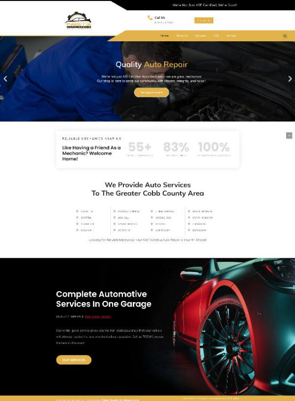 Marietta Auto Repair